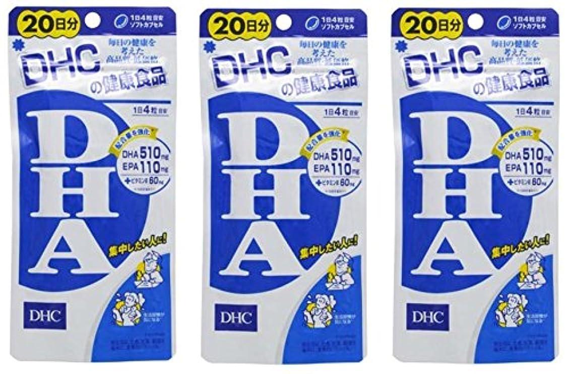 DHCDHA20日分 × 3個セット