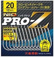 金龍鉤(KINRYU) ニックプロ-Z (NIQ PRO-Z) (18号)