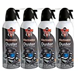 3 X Dust-Off Compressed Gas Duster - - DPSXL4 by Falcon