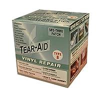 tear-aidビニール修理パッチキット 2 Pack