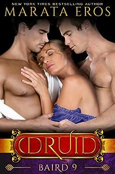 Baird (#9): A Dark Alpha MFM Vampire Paranormal Menage Romance (The Druid Series) by [Eros, Marata]