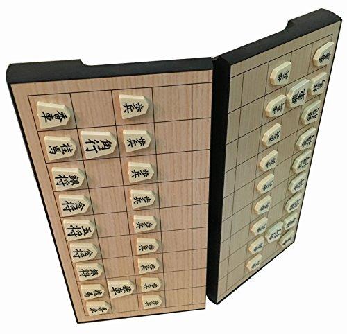 【Treiber】 将棋 セット マグネット ボードゲーム 折りたたみ コンパクト