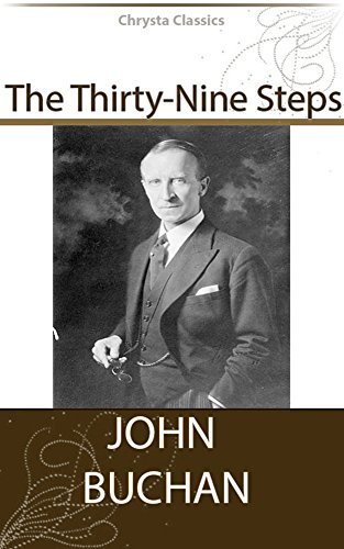 The Thirty-Nine Steps (Illustrated) (English Edition)の詳細を見る