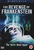 The Revenge of Frankenstein [DVD] [Import]