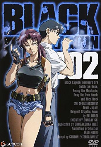 BLACK LAGOON 002 [DVD]の詳細を見る