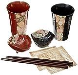 加賀友禅 ペア タンブラー 陶器 美濃焼
