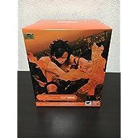 未開封 ワンピース フィギュア フィギュアーツzero 十字火 エース BATTLE ver. special color edition 限定品 魂ネイション2014 抽選販売品