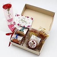 【遅れてごめんね!】母の日ギフト 小さなケーキ屋さんの焼き菓子 5種セット。【y-s】カーネーション・ 母の日カード付
