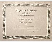 Natural Certificates - パーティション (450個パック)