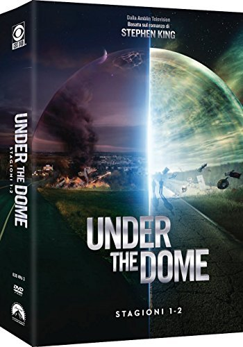 under the dome - season 01-02 (8 dvd) box set DVD Italian Import by mike vogel
