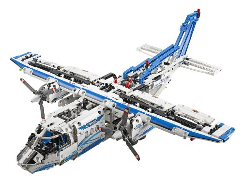 レゴ テクニック カーゴプレーン 42025