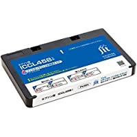 ジット エプソン(EPSON)対応 リサイクル インクカートリッジ ICCL45B 増量 対応 JIT-NECL45B