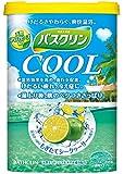 バスクリン クール もぎたてシークヮーサーの香り 600g 入浴剤 (医薬部外品)