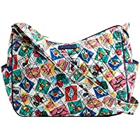 Vera Bradley Women's On The Go Cuban Stamps One Size