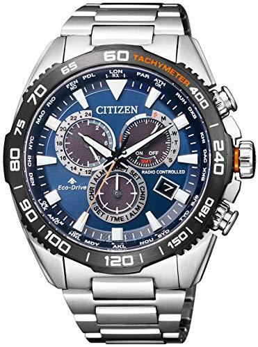 c20957276d CITIZEN 腕時計 PROMASTER プロマスター エコ・ドライブ電波時計 ランドシリーズ メンズ EXCEED(エクシード)