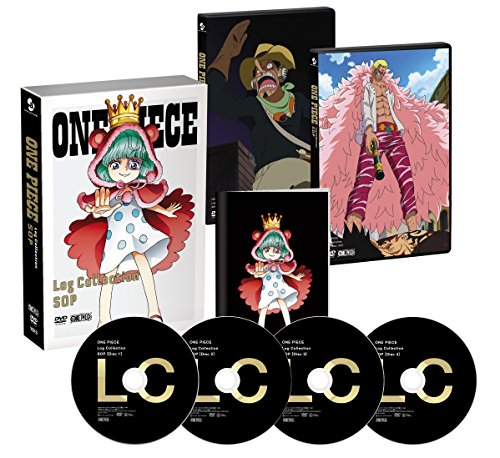 "ONE PIECE Log  Collection  ""SOP"