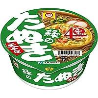 マルちゃん 緑のたぬき天そば(東)101g×12個