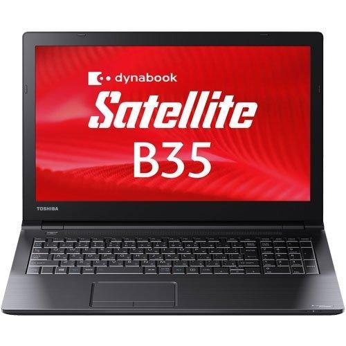 東芝 Dynabook Satellite PB35READ4R7AD81 Windows7 Pro 32/64Bit Core i5 4GB 500GB DVDスーパーマルチ 高速無線LAN IEEE802.11ac/a/b/g/n Bluetooth 10キー付キーボード 15.6型液晶搭載ノートパソコン Windows10 Pro 64bit リカバリメディア付でOS入替可