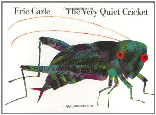 The Very Quiet Cricket Board Bookの詳細を見る