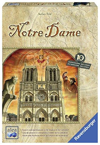 ノートルダム17(Notre Dame)/ alea / Stefan Feld
