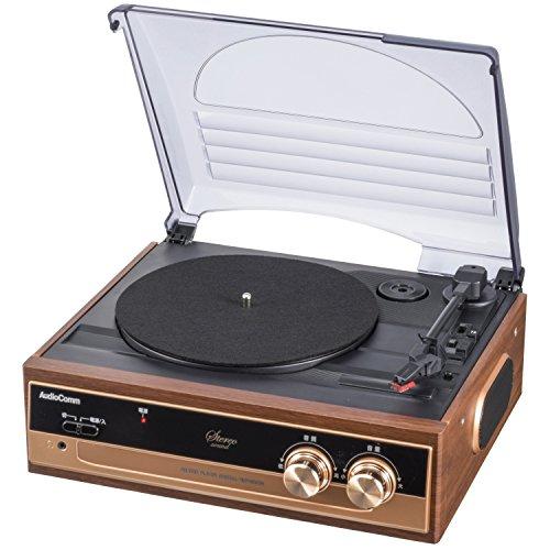 OHM Audio Commレコードプレーヤーシステム [品...