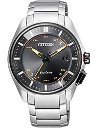 [シチズン]腕時計 エコ・ドライブ Bluetooth スーパーチタニウムモデル BZ4004-57E シルバー