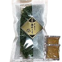 沖縄産 乾燥もずく 乾燥あーさ (もずく10g×2袋)(あーさ15g×2袋)個別スープ付き (16ml×8袋) ちぎってそのまま使える