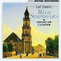 シュターミッツ:管楽器のための交響曲集