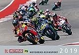 Motorrad Rennsport-Kalender 2019
