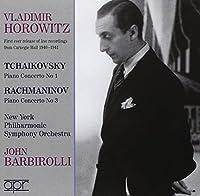 Tchaikovsky and Rachmaninov Concertos by TCHAIKOVSKY / RACHMANINOV (1997-03-18)