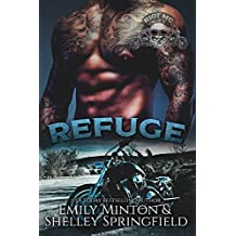 Refuge (Riot MC Book 1)