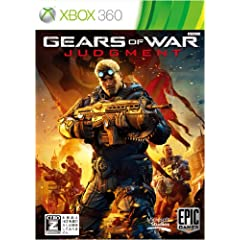 Gears of War Judgement Xbox 360 プラチナコレクション 【CEROレーティング「Z」】