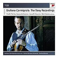 Giuliano Carmignola: The Sony Recordings by Guiliano Carmingola