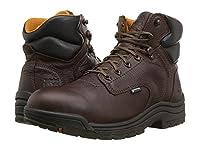 [ティンバーランド] メンズブーツ・靴 Titan 6\ Dark Mocha 8 (26cm) D - Medium [並行輸入品]