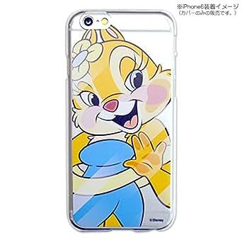 カスタムカバー iPhone 6s/6 とじこめシリーズ ディズニー(クラリス)