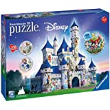 Ravensburger Disney Castle 3D Puzzle 216pc,3D Puzzles