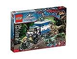 レゴ (LEGO) ジュラシックワールド ラプトルの猛威 75917