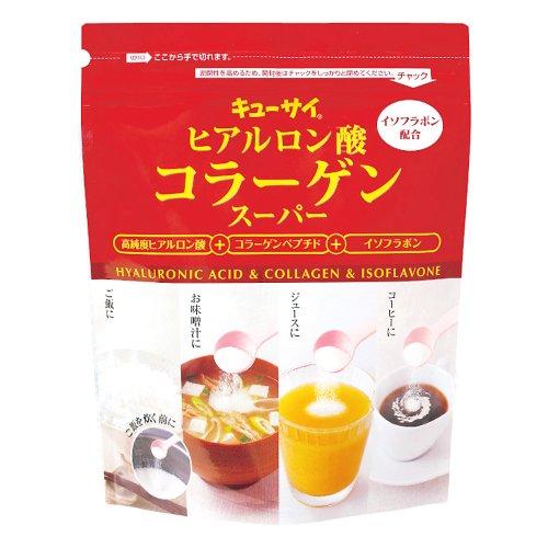 キューサイ ヒアルロン酸コラーゲン ・スーパー100g (イソフラボン配合)
