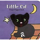 Little Cat: Finger Puppet Book (Little Finger Puppet Board Books)