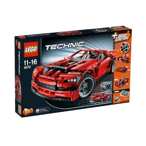 レゴ テクニック スーパーカー 8070 / レゴ