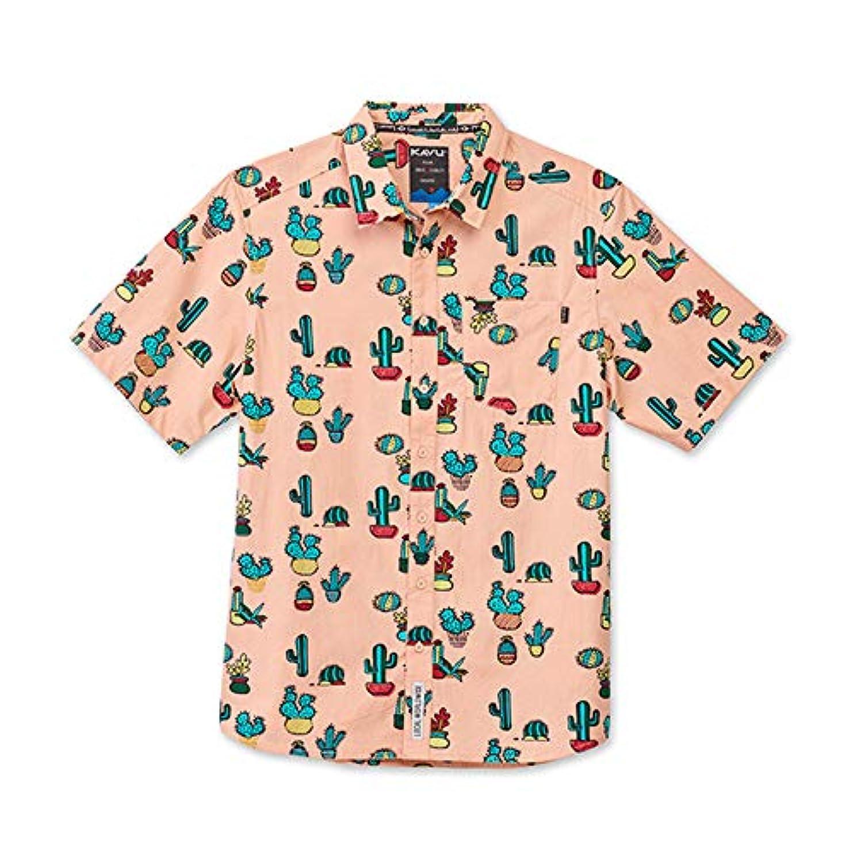 ホーン顔料デクリメントカブー(カブー) 半袖シャツ フェスタルスキー 19810300 Prickle