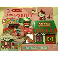 Hello Kitty World Holiday Home - 5 Piece Set, Target Exclusive