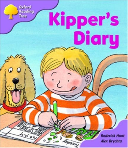 Oxford Reading Tree: Stage 1+: First Sentences: Kipper's Diaryの詳細を見る