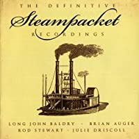 Definitive Recordings by STEAMPACKET