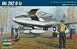 Hobby Boss 1/48 エアクラフトシリーズ Messerschmitt Me262B-1a プラスチック