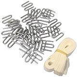 ヨーヨー釣り用 つり針30個・つり紙100枚セット(1袋)