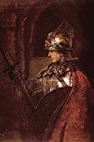 """Buyenlarge Man with arms (Alexander the Great)–16"""" x 24""""""""アートジークレー印刷"""