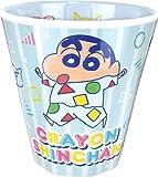 ティーズファクトリー クレヨンしんちゃん Wプリント メラミンカップ パジャマ H8.7×Φ8.3cm KS-5525275PJ