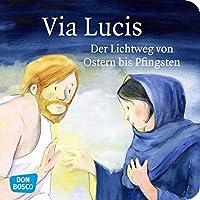 Via Lucis. Der Lichtweg von Ostern bis Pfingsten. Mini-Bilderbuch.: Don Bosco Minis: Kinderbibelgeschichten.