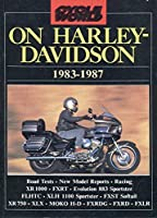 """""""Cycle World"""" on Harley-Davidson, 1983-87 (Brooklands Books Road Tests Series)"""